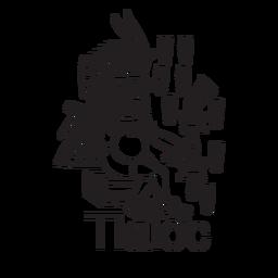 Deus asteca tlaloc