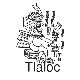 God aztec tlaloc