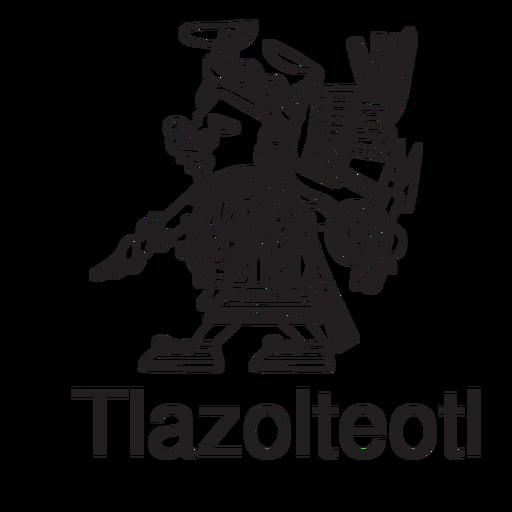 Dios azteca tlazolteotl