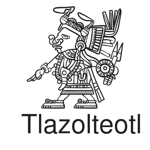 God aztec tlazolteotl