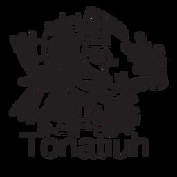 Dios azteca tonatiuh