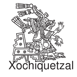 Deus asteca xochiquetzal