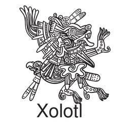 Deus asteca xolotl