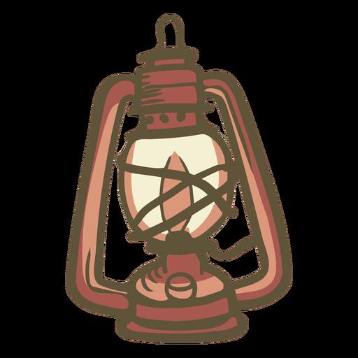 Hand drawn lamp Transparent PNG