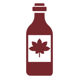 Icon canada bottle