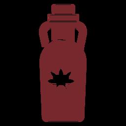 Jarro de ícone do Canadá