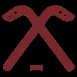 Hockey sobre icono