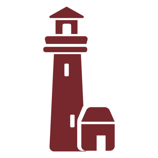 Icon light house Transparent PNG