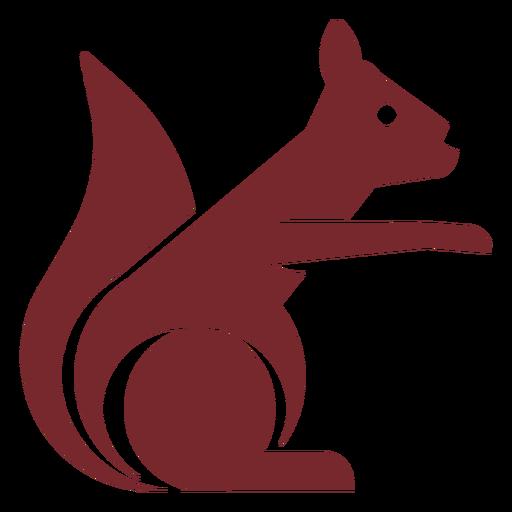 Icono de squrrel Transparent PNG