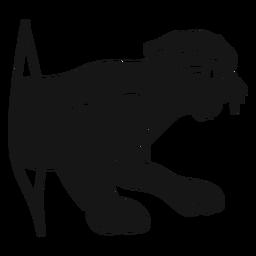 Pantera angry oldschool stroke