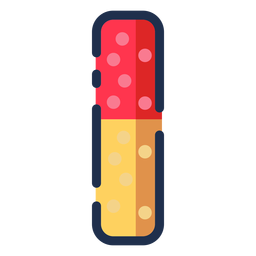 Stroke candy icon