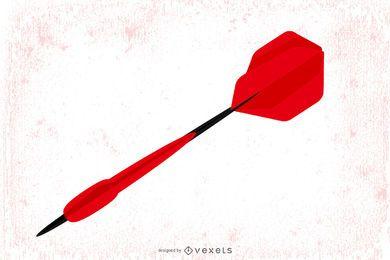 Free Vector Dart