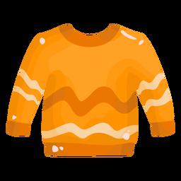 Sweater glossy