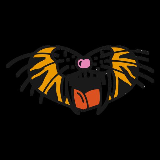 Tiger oldschool tattoo