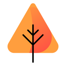 Baum Herbst Symbol