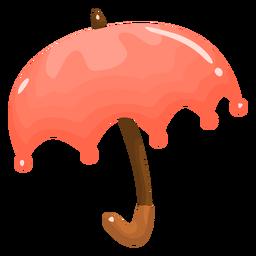 Umbrella glossy