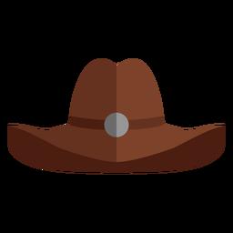 Icono de sombrero de vaquero