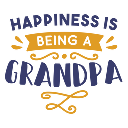 La felicidad es abuelo letras
