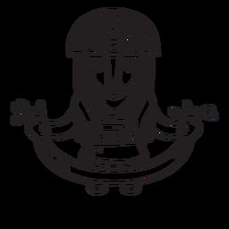 Esquema de la mitología inca mama cocha