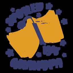 Mimado por las letras del abuelo