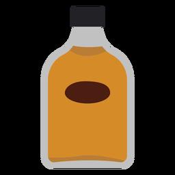 Whisky-Flasche-Symbol