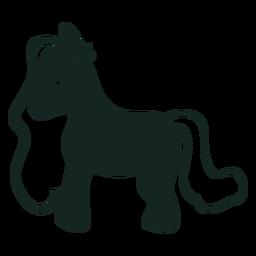 70s pony stroke