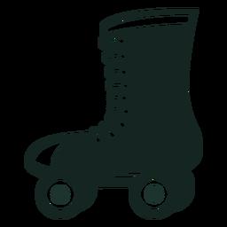 Curso de patins dos anos 70