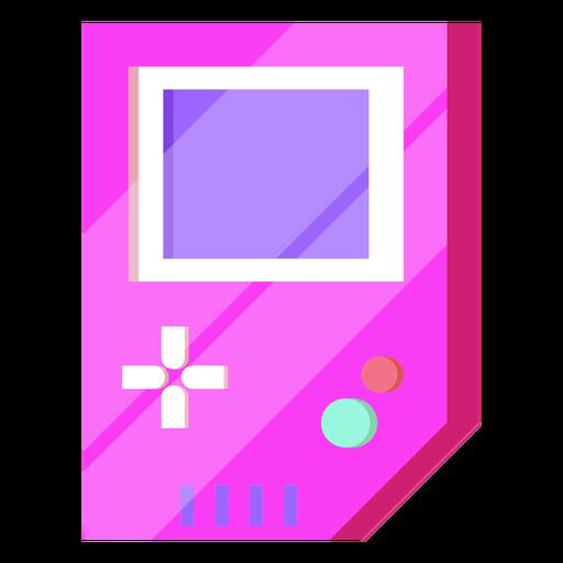 80s 8 bit gameboy colorido Transparent PNG
