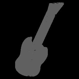 Guitarra eléctrica de los 80