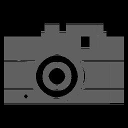 Vieja cámara de los 80