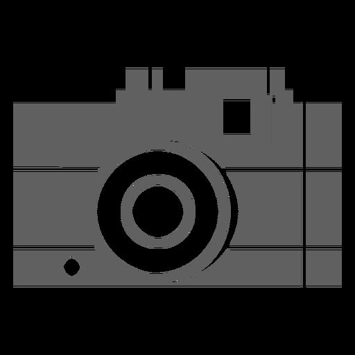 Câmera dos anos 80 Transparent PNG