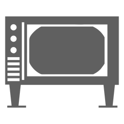 80s television screen
