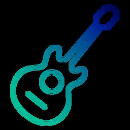 Curso de gradiente de violão