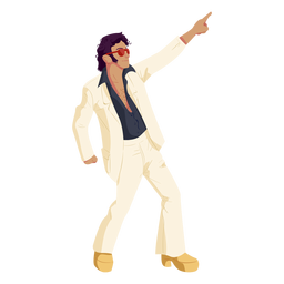 Disco move character