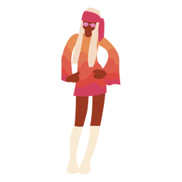 Mini vestido disco roupa plana