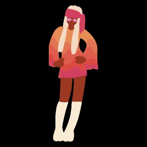 Mini vestido disco roupa plana Transparent PNG