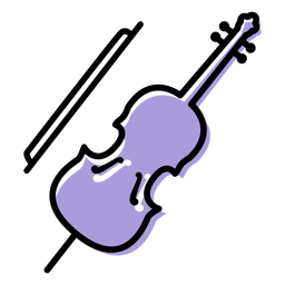 Musik-Cello-Instrument-Symbol
