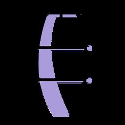 Musik-Conga-Drum-Symbol