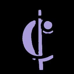 Icono de tiempo de corte de música