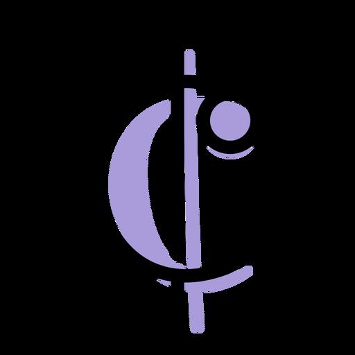 Ícone de corte de música