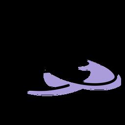 Ícone do instrumento de pratos de música