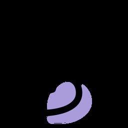 Musik flache Symbol Symbol