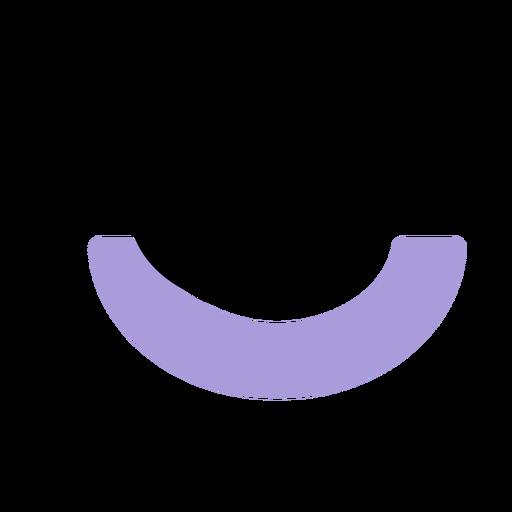 Ícone de nota c completa de música
