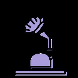 Icono de gramófono musical