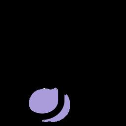 Icono de media nota musical