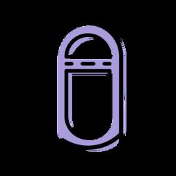 Icono de jukebox de música