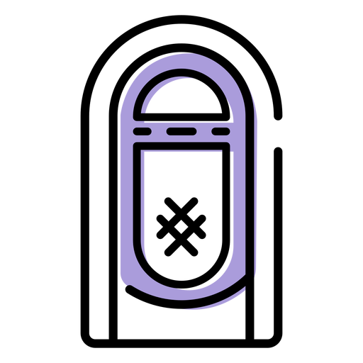 Music jukebox icon Transparent PNG