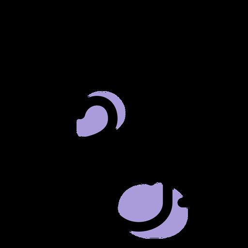 Icono de notas clave de música