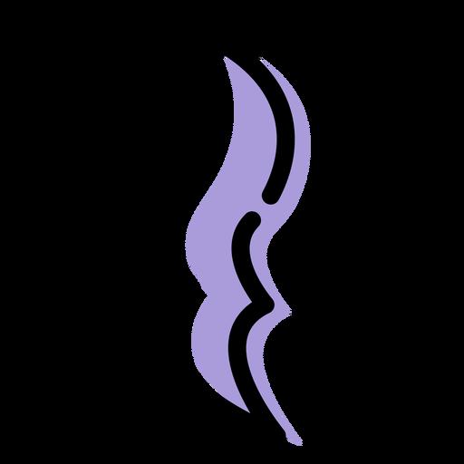 Icono de nota negra de música Transparent PNG