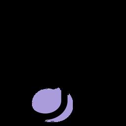 Ícone de colcheia de música